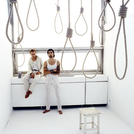 Rope in 1999 - image by Jacopo de Marco