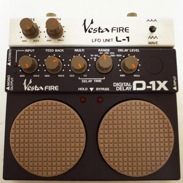 Vesta Fire D-1x